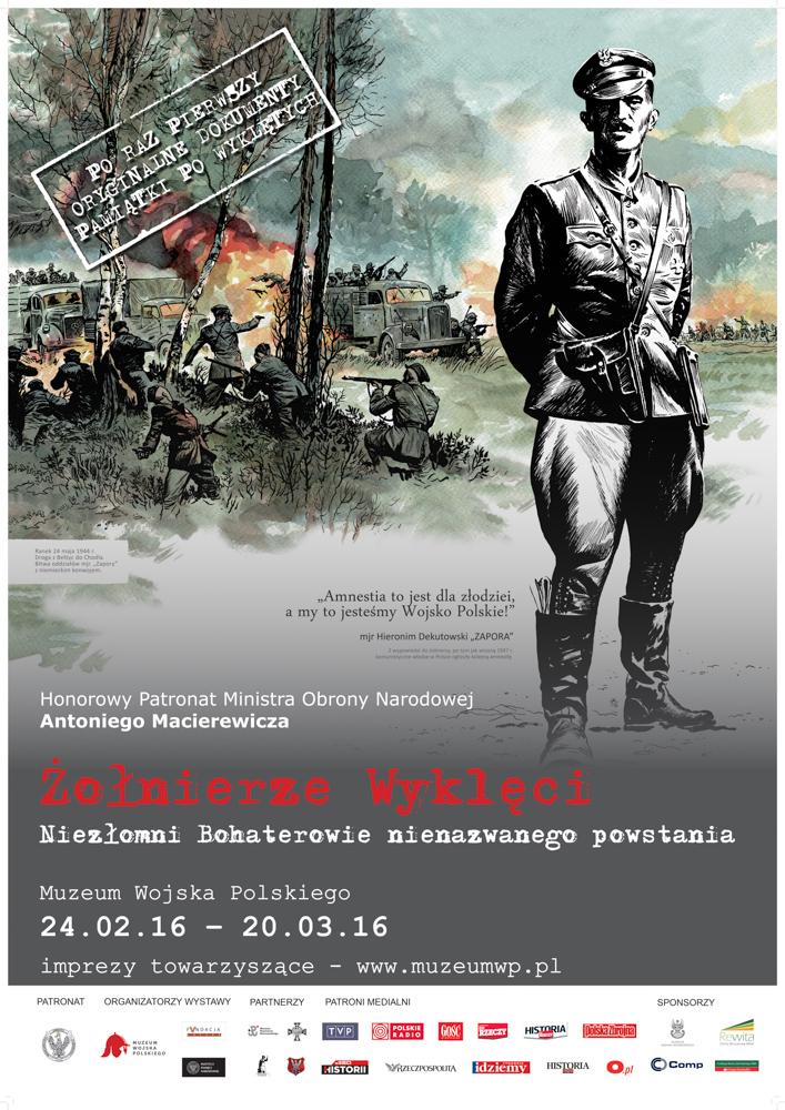 Obchody Narodowego Dnia Pamięci Żołnierzy Wyklętych w MWP