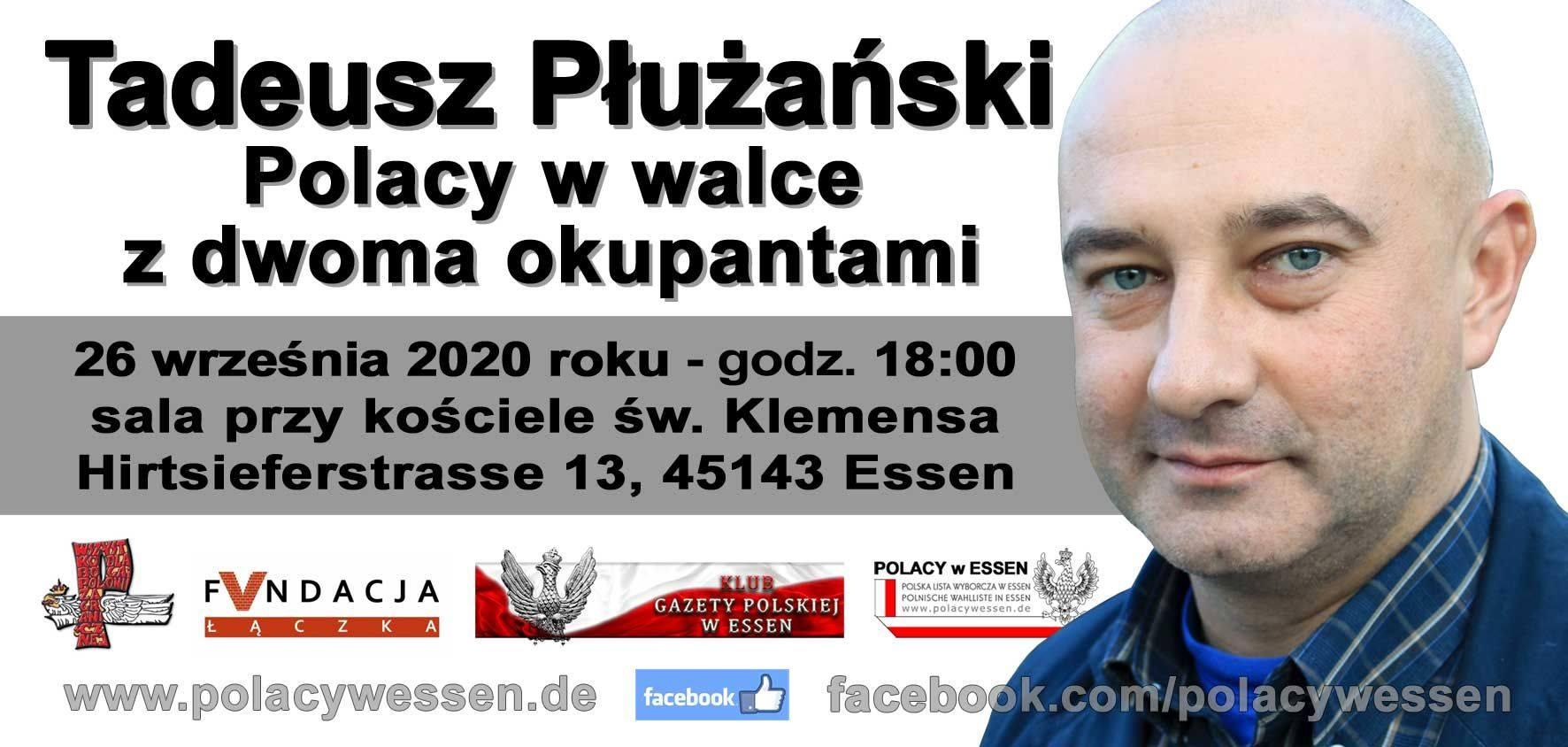 O polskiej historii w Essen